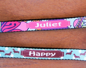 Personalized Pet Collar 2