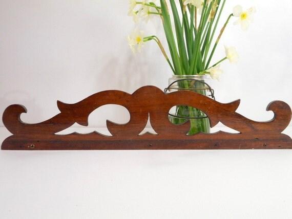 Wood Furniture Trim Embellishment Vintage Furniture By