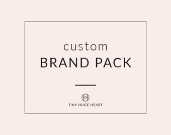 CUSTOM BRAND PACK - Branding Design