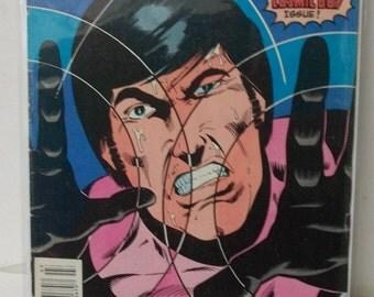 1983 Legion of Super-Heroes #297  Spotlight On Cosmic Boy , Legion Origin Retold Good-VG Vintage DC Comic Book