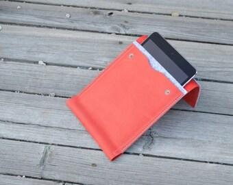 Leather ipad mini case iPad mini cover ipad mini sleeve  Leather Portfolio Case