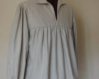 Men's Linen mix shirt