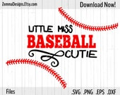 baseball svg - svg files - baseball sister svg - sports svg - sports svg files .DXF .SVG, .PNG -cutting file- commercial use svg