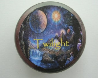 Twilight Solid Perfume, Solid Perfume, Perfume, Fragrance, Essential Oils, Vanilla Oil, Patchouli, Sandalwood
