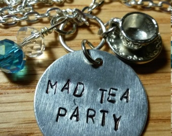 Alice in wonderland/mad tea party inspired