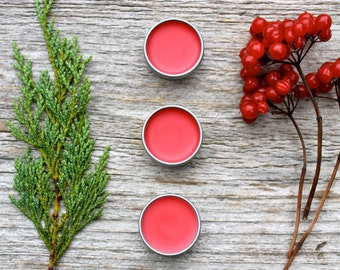 Lip Tint • Lip Balm • All Natural • Lip Gloss  • Alkanet Root Lip Tint   • Organic Body Care •