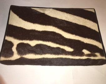 Vintage Zebra Hair Portfolio
