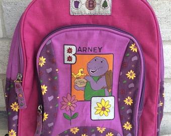 Barney bag | Etsy