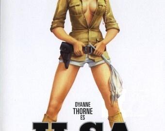 ILSA HAREM KEEPER Movie Poster Rare Exploitation