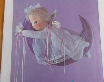 Sewing pattern Simplicity 6875 Angel Moon Baby new uncut