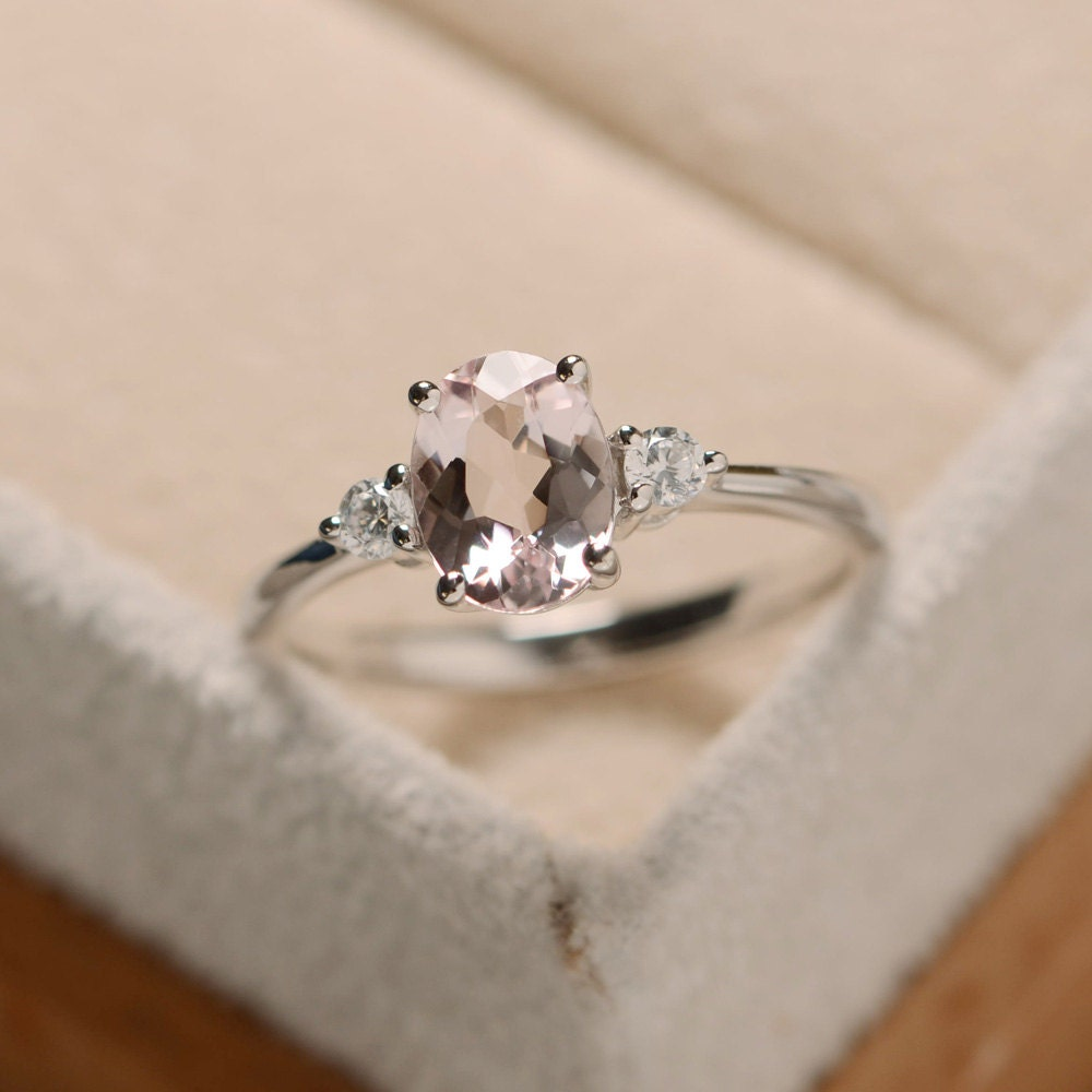 how to clean morganite ring