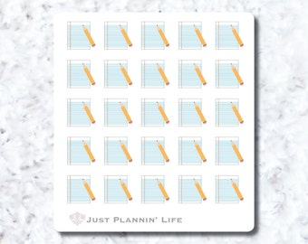Journal Time Stickers