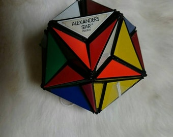 Original ALEXANDER'S Star Puzzle