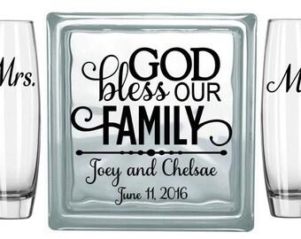 God Bless our Family