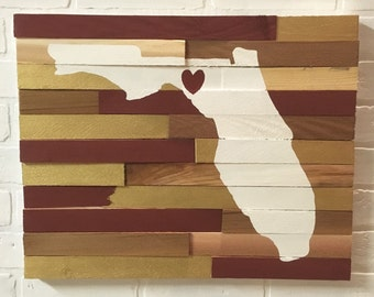 College Wall Hanging - Florida State University