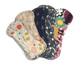 Starter cloth pad set of 5 *MYSTERY PACK*