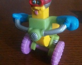McDonalds fry benders 1989 figure toy