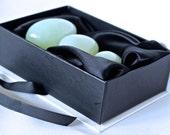 Jade Yoni Egg Set |Set ...