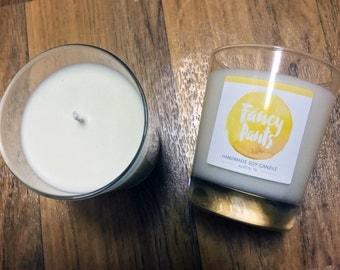Fancy Pants (Brandied Pear) Soy Candle 8 oz Jar