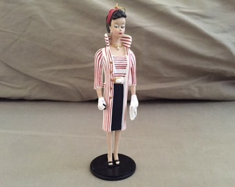 Vintage Ashton Drake Series Classic Barbie Ornament Collectible