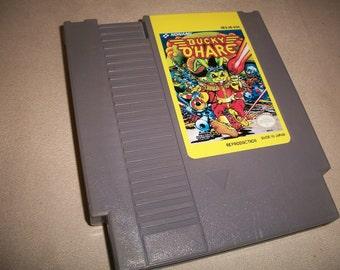 Bucky O'Hare NES Nintendo reproduction Game O Hare