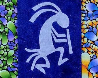 Kokopelli quilt | Etsy : kokopelli quilt pattern - Adamdwight.com