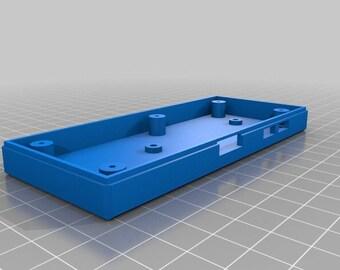 RetroPiNES zero bottom case controller nintendo