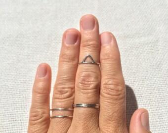 Single Stacking Ring