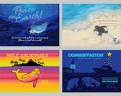 Conservation 12-Pack - Holiday Cards