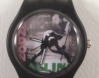 The Clash watch