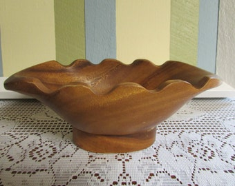 MID-century wood with base plate