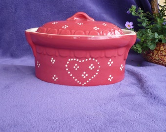 Little French Casserole with lid