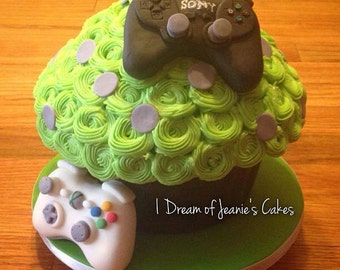 PlayStation and XBOX Controller Cake Toppers