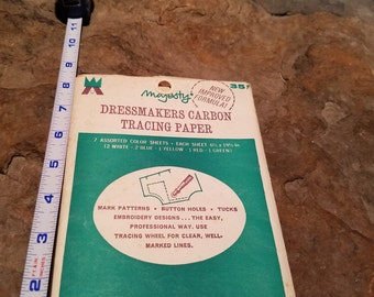 Maygesty dressmakers tracing paper