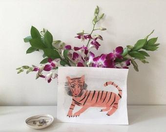 Tigress Collage
