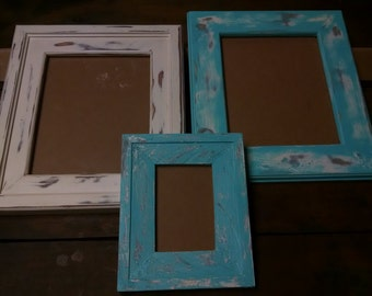 hand crafted picture frames