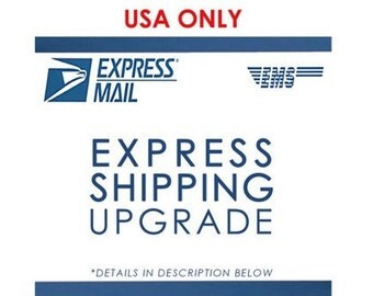 NEXT DAY EXPRESS mail upgrade