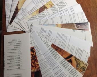 Envelopes - Cookbooks - Letter size