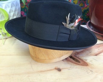 Vintage inperial sterson fedora style hat