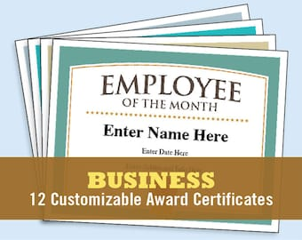 Certificate of appreciation award business certificate business certificates award certificate templates employee recognition gifts for boss business certificate yelopaper Choice Image