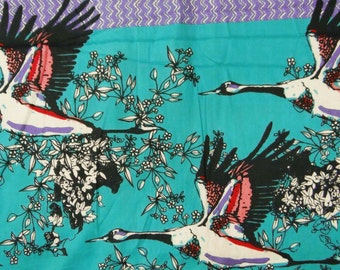 """Nature Printed Fabric 42"""" Wide Pure Cotton Crafting Indian Material For Dress Making Sewing Crafting Material Fabric By The 1 pcs ZBC4860"""