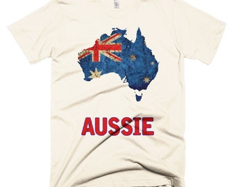 "The Austraila ""Aussie"" Flag T-Shirt"