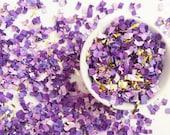 Confetti | Amethyst Confetti | Purple Confetti | Lavender Confetti | Purple Party Decor | Piñata Confetti