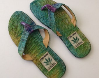 Pure Hemp THC Free Bohemain Sandals