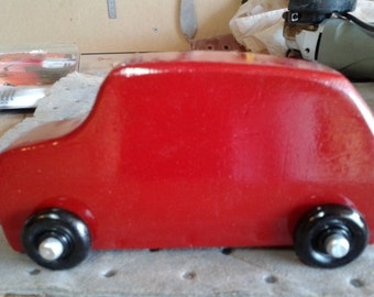 Your car made from wood- personalized toy cars for that special little driver.