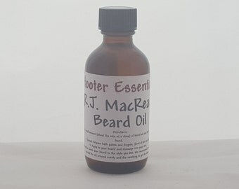 R. J. MacReady Beard Oil 2oz