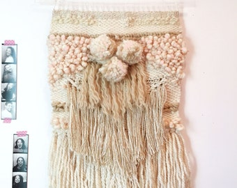 Custom Neutral Wall Hanging