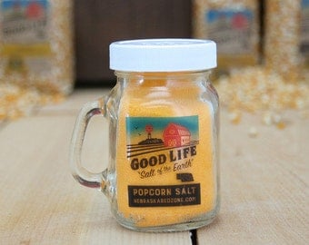 Butter Flavored Popcorn Seasoning Salt - BNEB5020