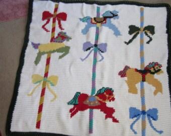 Carrousel blanket