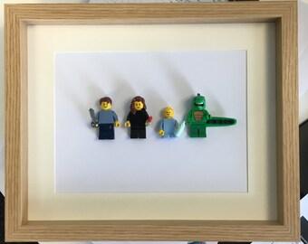 Personalised Lego Art